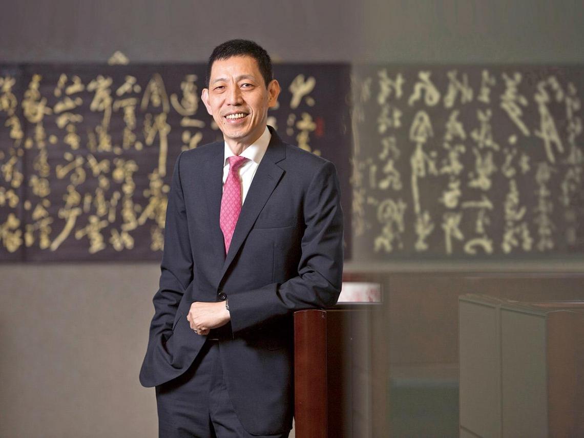 熬過低潮的網通白牌先驅者 中磊電子總經理 王煒
