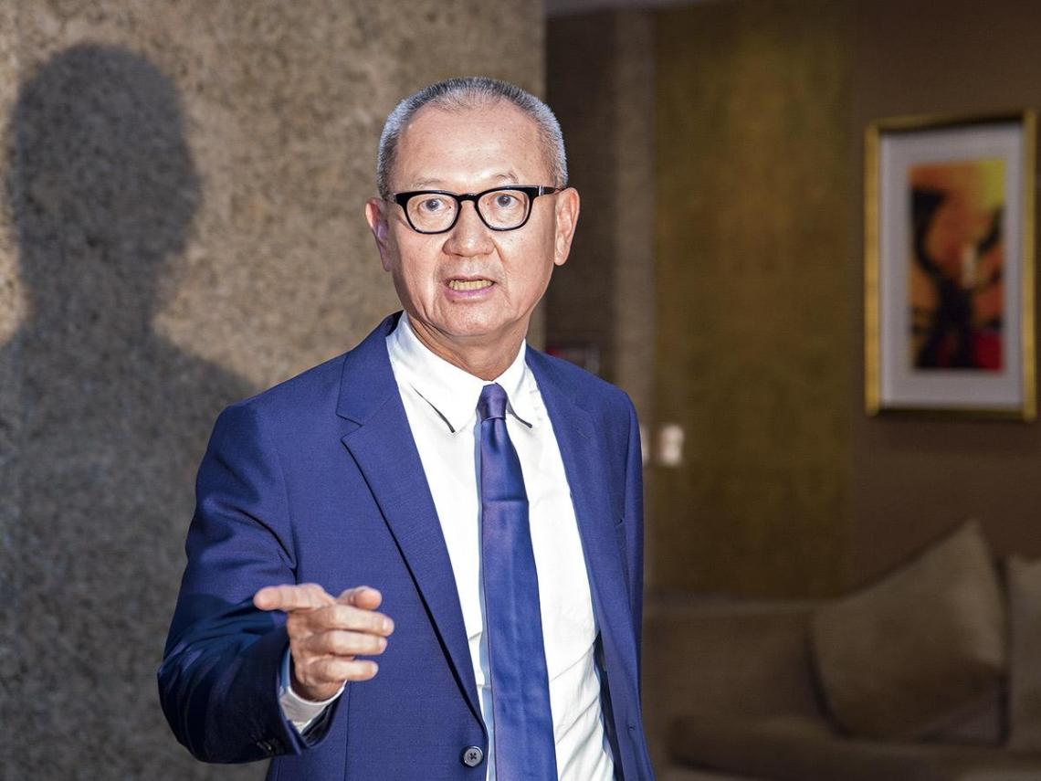 從併購到藝術品都出手神準 國巨董事長 陳泰銘