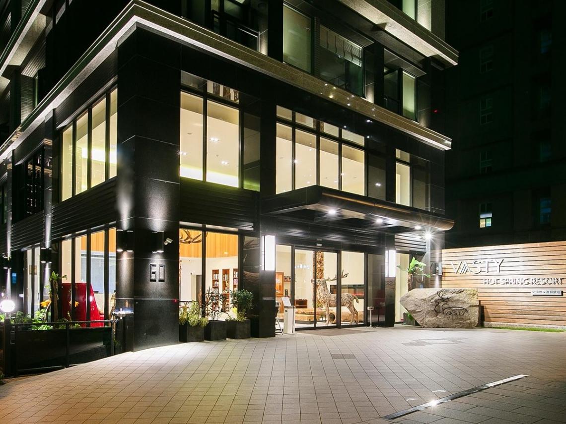 礁溪唯一北歐風格溫泉旅店 誠闊礁溪渡假飯店