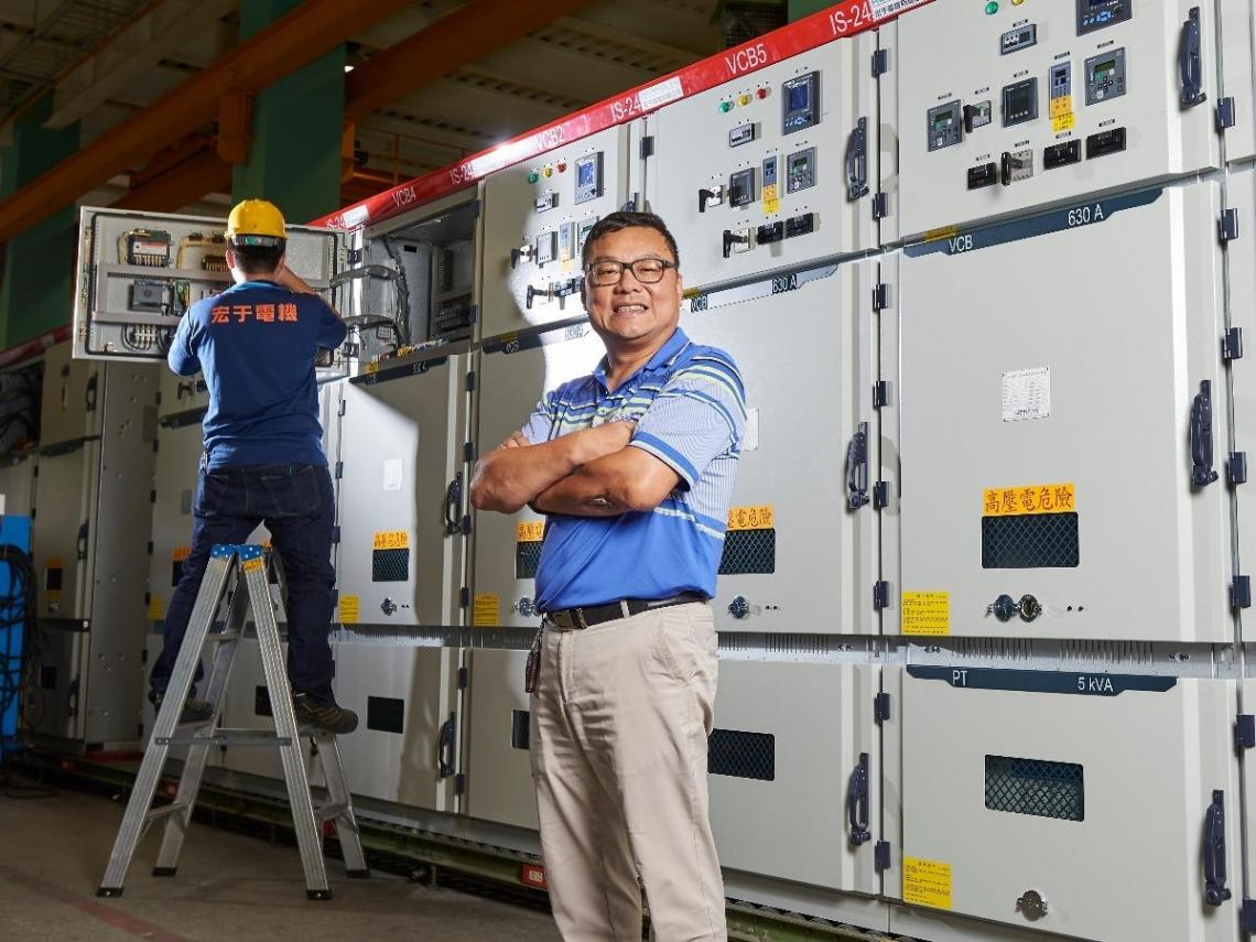 「施耐德電機」聯手「宏于電機」推動能源管理數位轉型,升級台灣安全規範與國際接軌