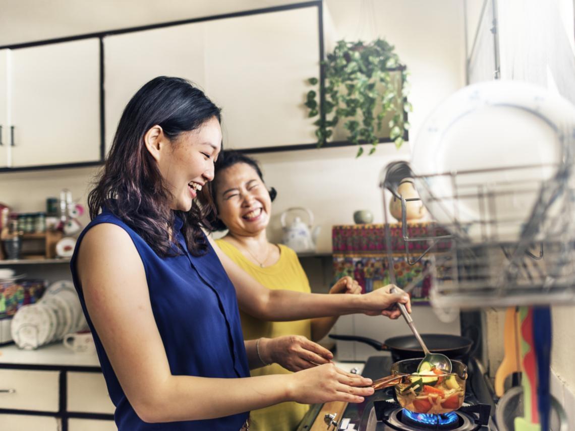 為心愛的家人做一道拿手料理!味道代表著「想念」,媽媽做的菜為什麼一直留在腦海裡?