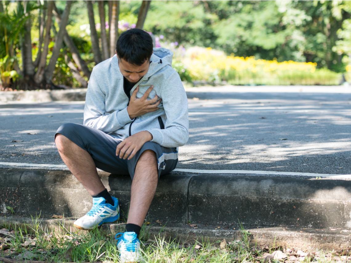 500公尺路途,壯年男休息5次才走完 醫師揪原因:心血管幾乎完全阻塞