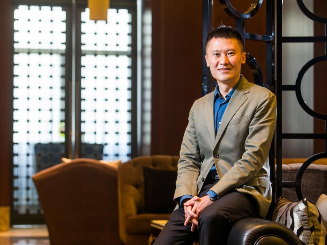 竹科尾牙王就是他! 39歲台灣尾牙王年收4億, 他憑什麼收服台積電、聯發科的心?