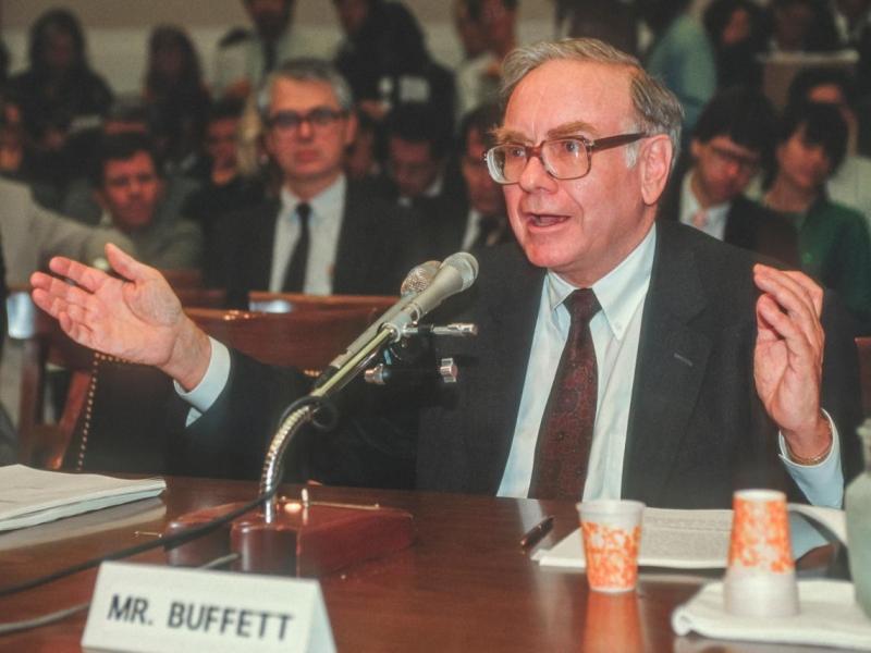 巴菲特25年來推薦了14次的投資法:指數化投資