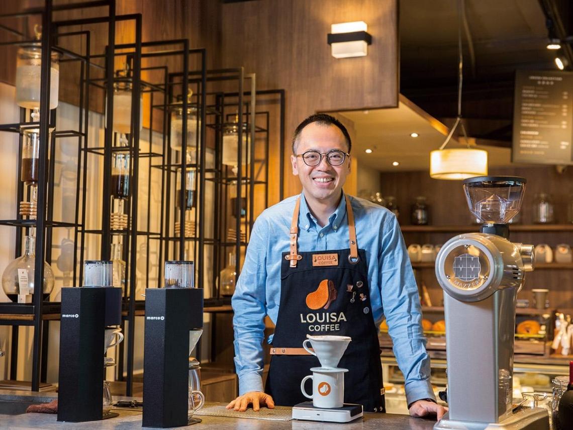 本土連鎖兩強 養出精品咖啡潮文化