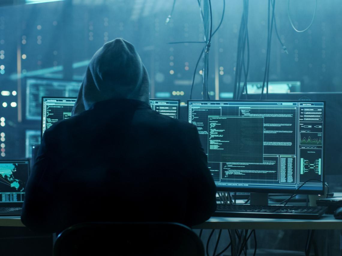 解密鍵盤手Ethical Hacking