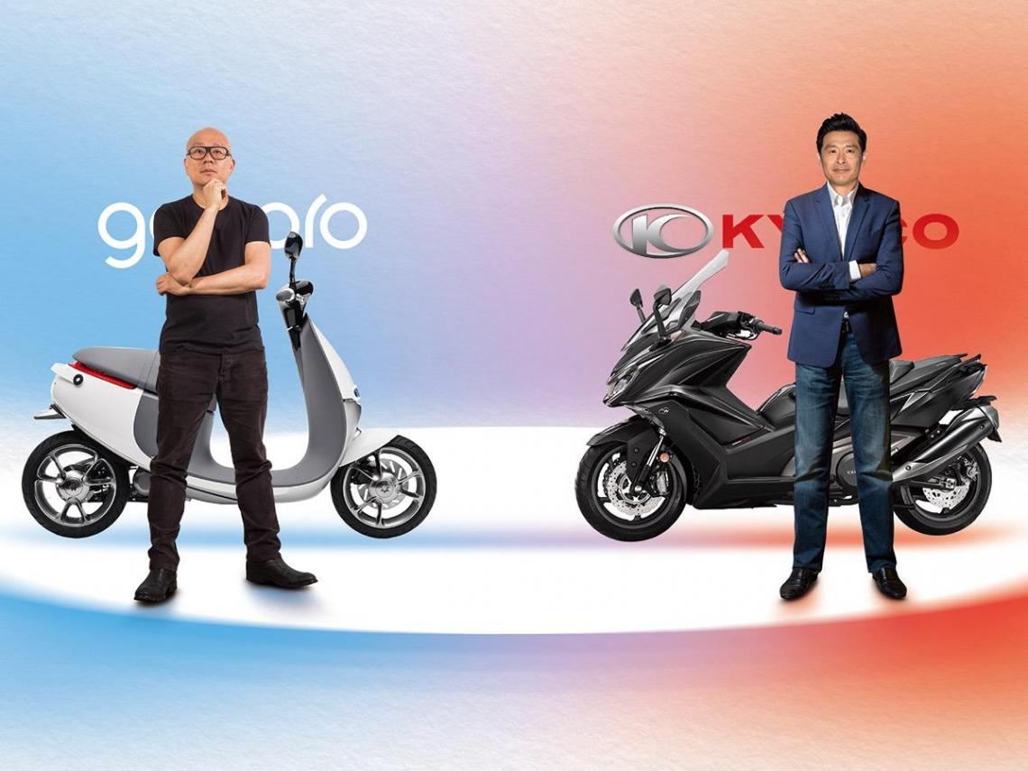 今年冠軍換人做?油電雙雄激戰500億市場 Gogoro首度單月賣贏光陽機車!