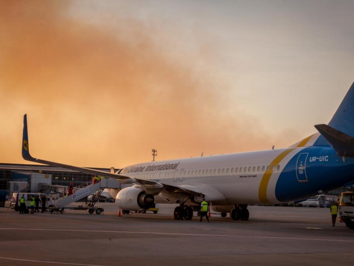 半空化為火球!客機墜毀伊朗 至少170人全數罹難