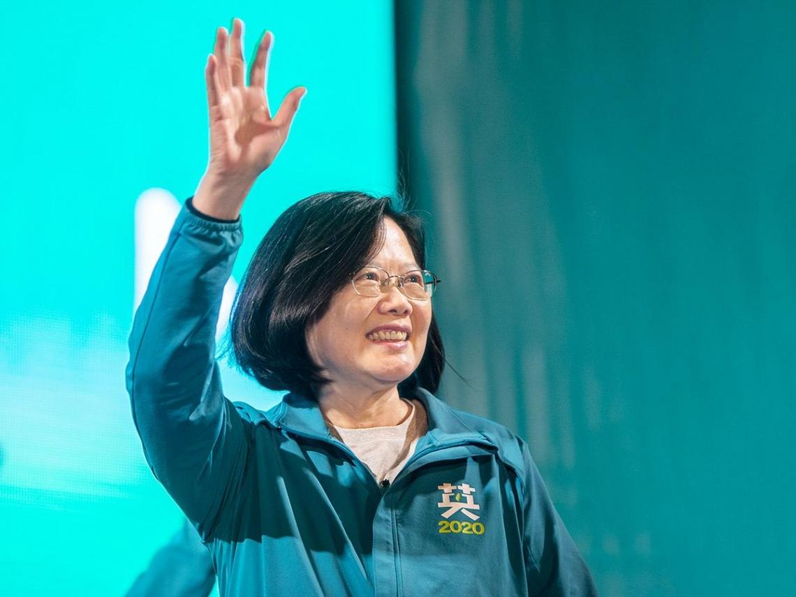台灣對「一國兩制」說NO!外媒看蔡英文勝選「這個因素」是關鍵