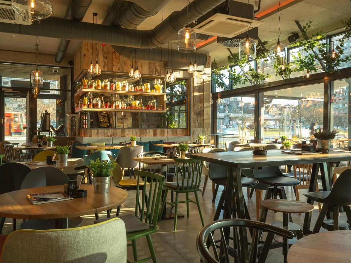 Diner vs Restaurant vs Cafe 小吃店和餐廳原來不一樣