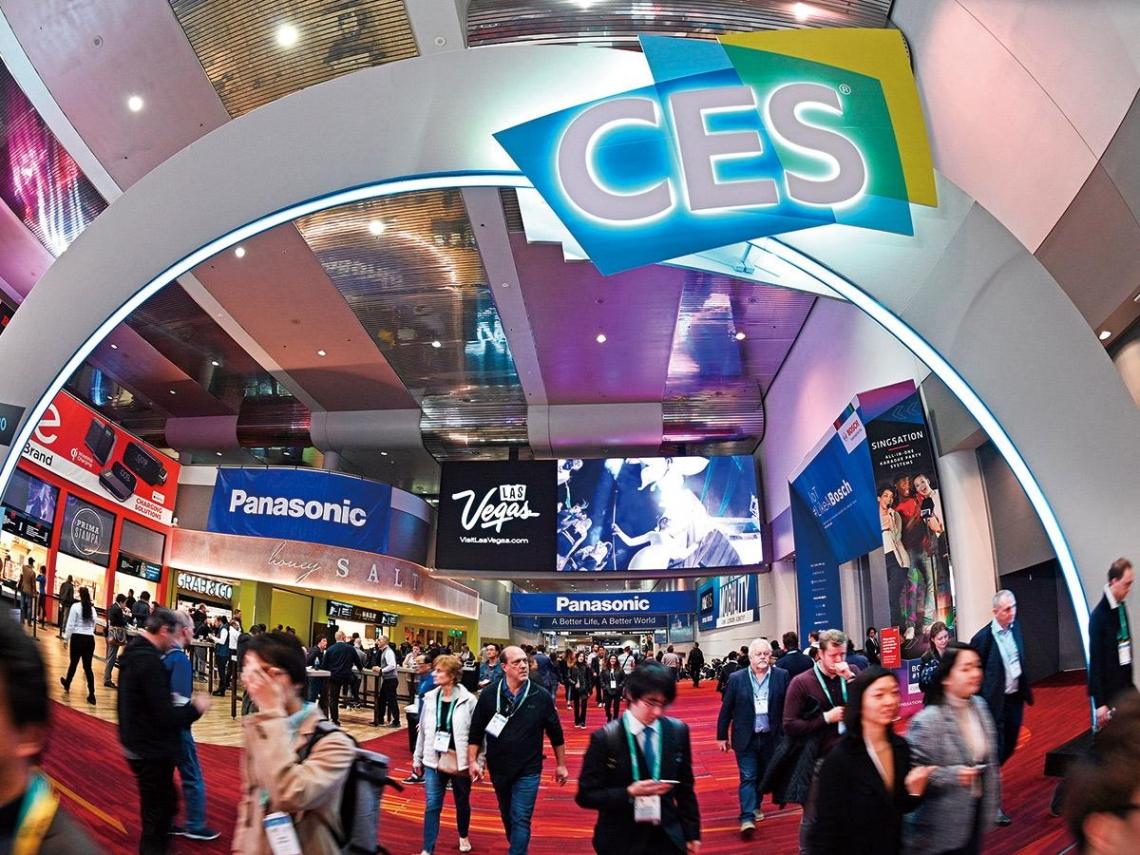 CES展五大亮點  5G、AI應用爆發