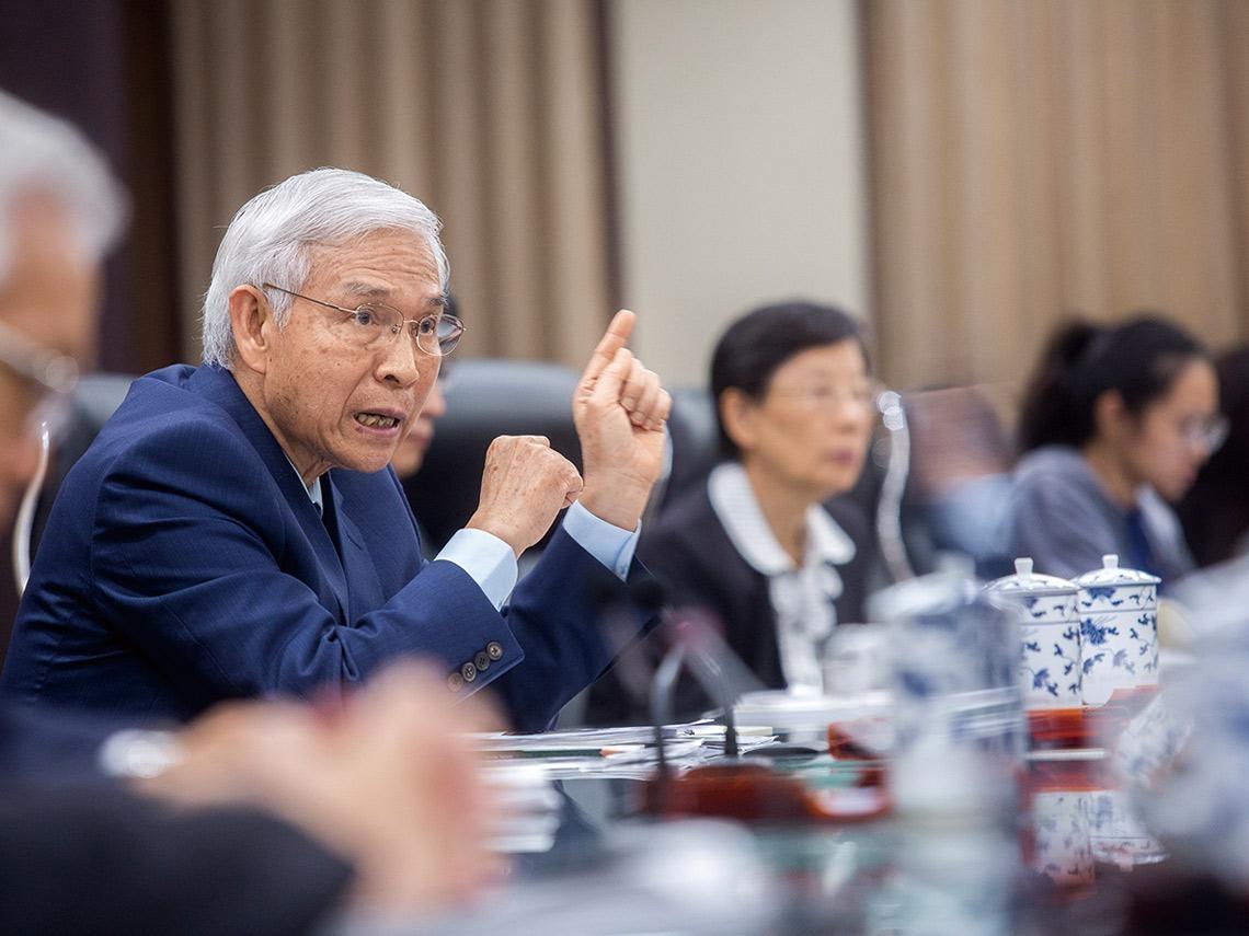 一份理事名單  揭楊金龍央行「開放」大計