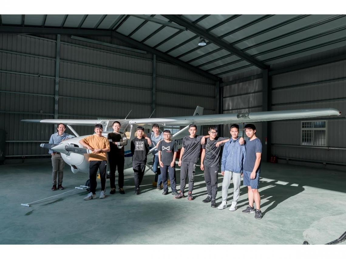 朝陽科大航空機械系與國際接軌,培育出色飛航維修人才