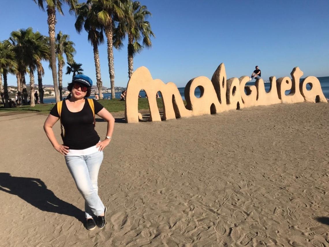她62歲跑去西班牙遊學,愛上佛朗明哥舞!人生就是「玩到不能玩為止!」