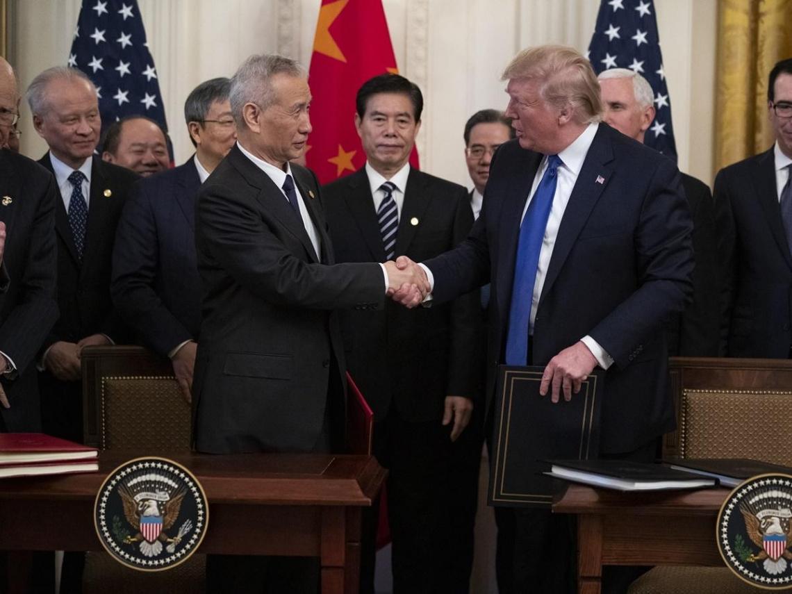 美中第一階段協議終於簽約 裡頭暗藏什麼玄機?投資機會在哪裡?
