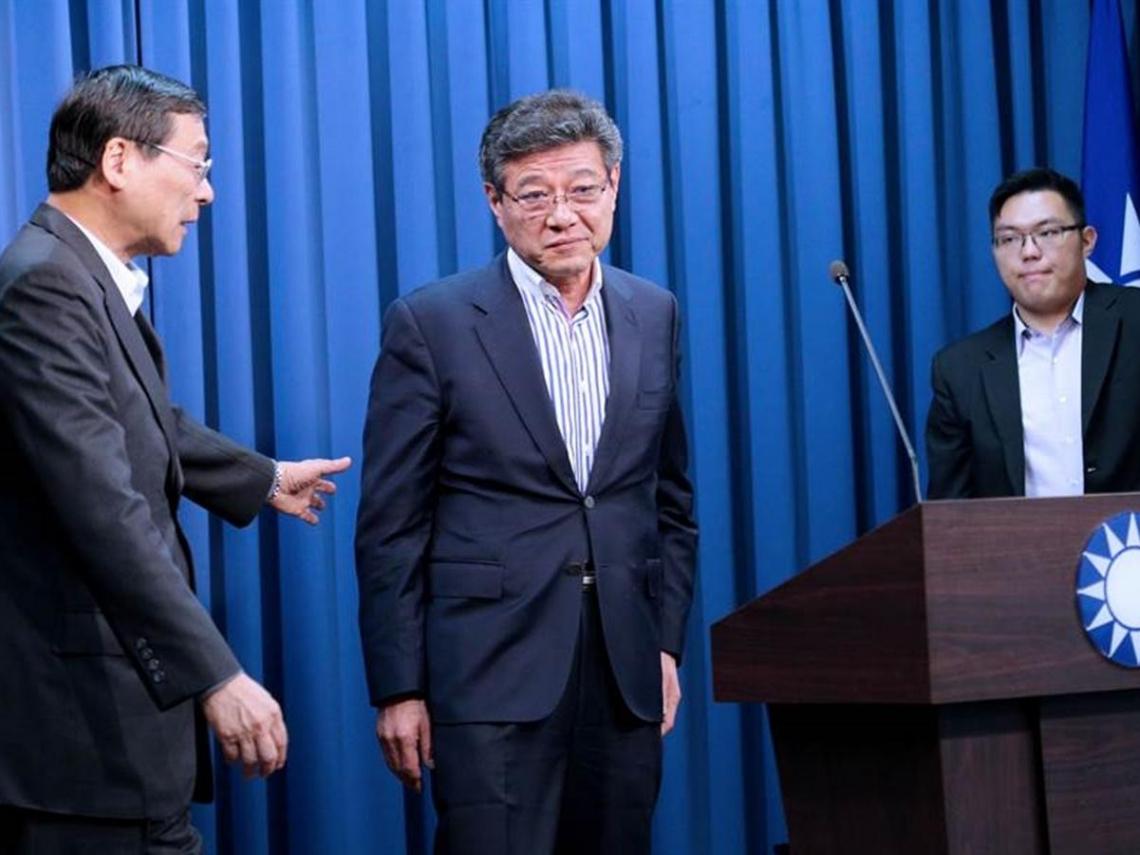 國民黨權力核心大改革!代理主席林榮德將要求 逾60歲者全面退出中常會