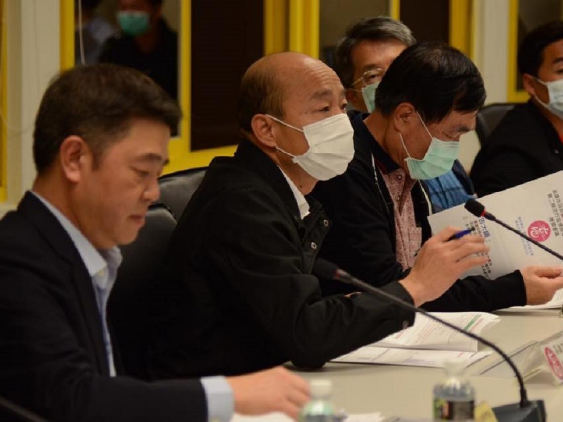 武漢肺炎防疫!高市提升為「一級開設」 澎湖驚傳4人疑似被感染