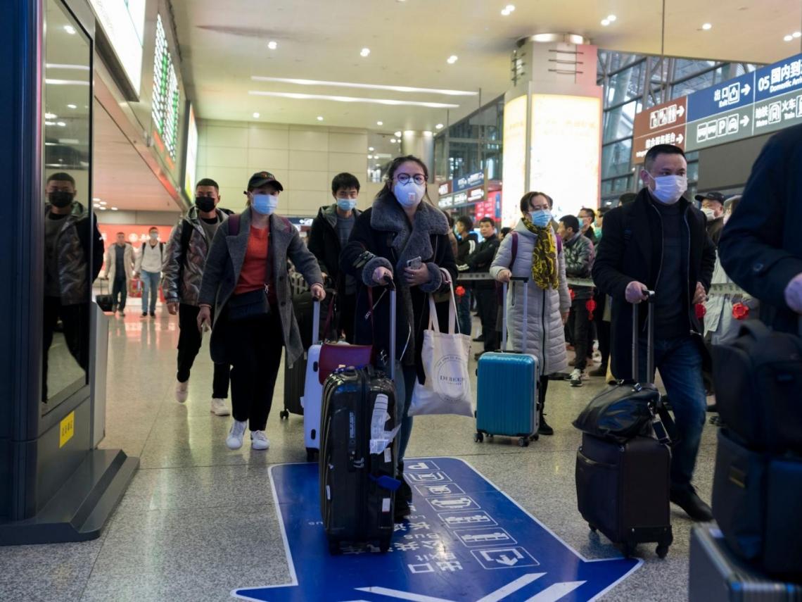 中國觀光客被譏「骯髒」、「生化恐怖分子」 武漢肺炎疫情引爆反中情緒
