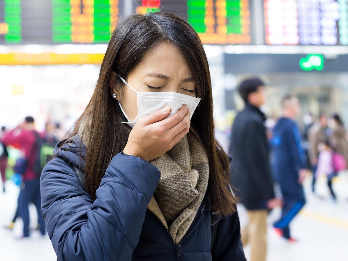 武漢肺炎》中國確診直逼2萬!武漢台商專機回台,一人一室隔離檢疫