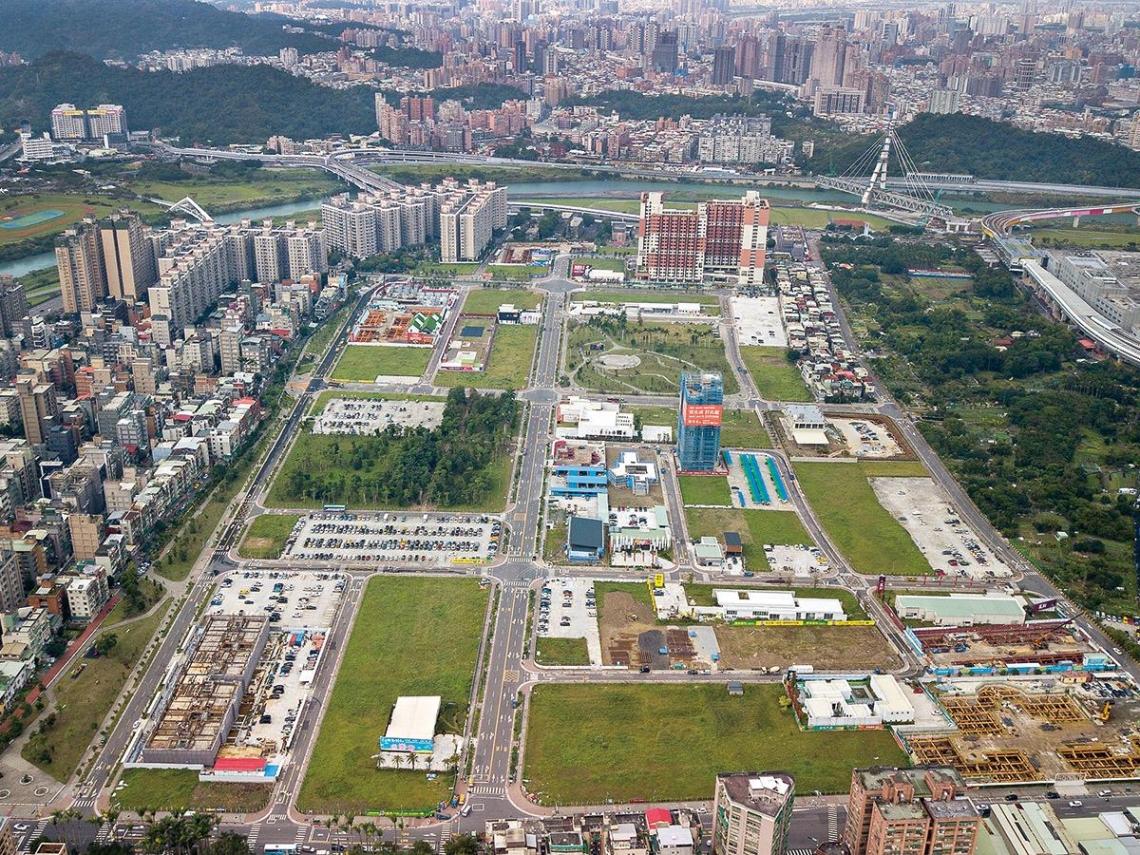 央北成北台灣一級戰區  300億推案量搶市