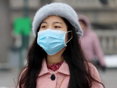 武漢肺炎》中國確診逾2萬4千例,全國列二級流行地區!台灣維持11例,1人有望出院