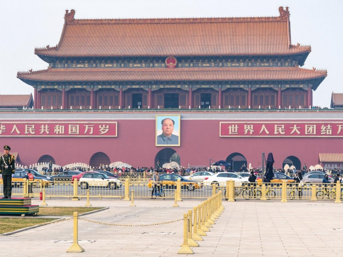 北京、上海先後宣布實施「封閉式管理」 中國4大直轄市皆已「半封城」