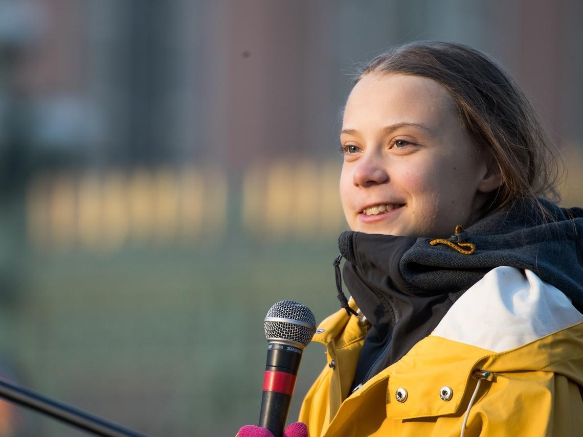 從獨自「為氣候罷課」到400萬人響應 16歲少女憑什麼擊敗川普、習近平,成為時代雜誌風雲人物?