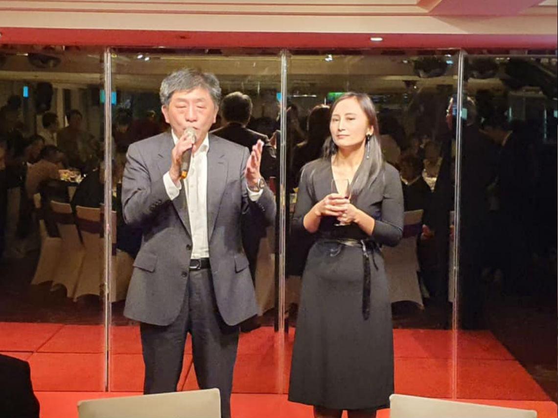 我所認識的陳時中部長》原住民醫師田知學:永遠記得他深情唱著「母親的名字叫台灣」