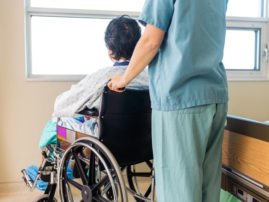 「在醫院工作久了,看多真的會怕...」再沒錢也要有殘扶險,別因自己毀了全家生計