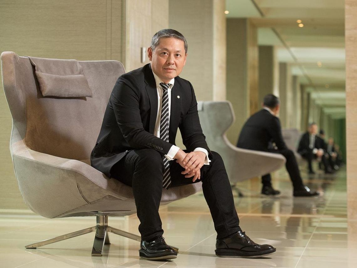 獨家》廖鎮漢駁「微風裁員3成」 強調:今年人事調整比率約為5%,比往年更低