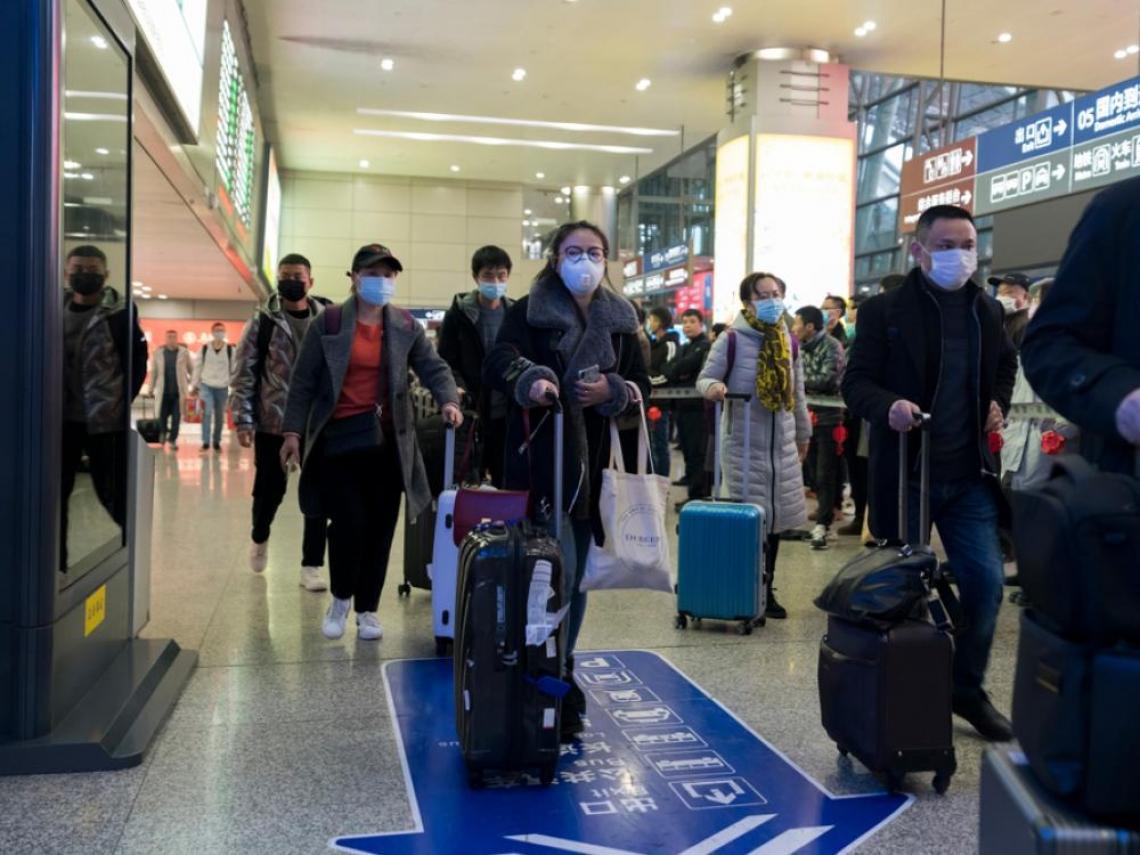 美國CDC點名「台灣具明顯社區傳播」 另5國也入列