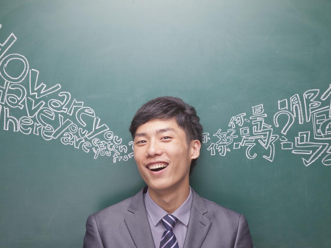 新北市教育局長張明文推雙語教育 讓高職生動手做學英文