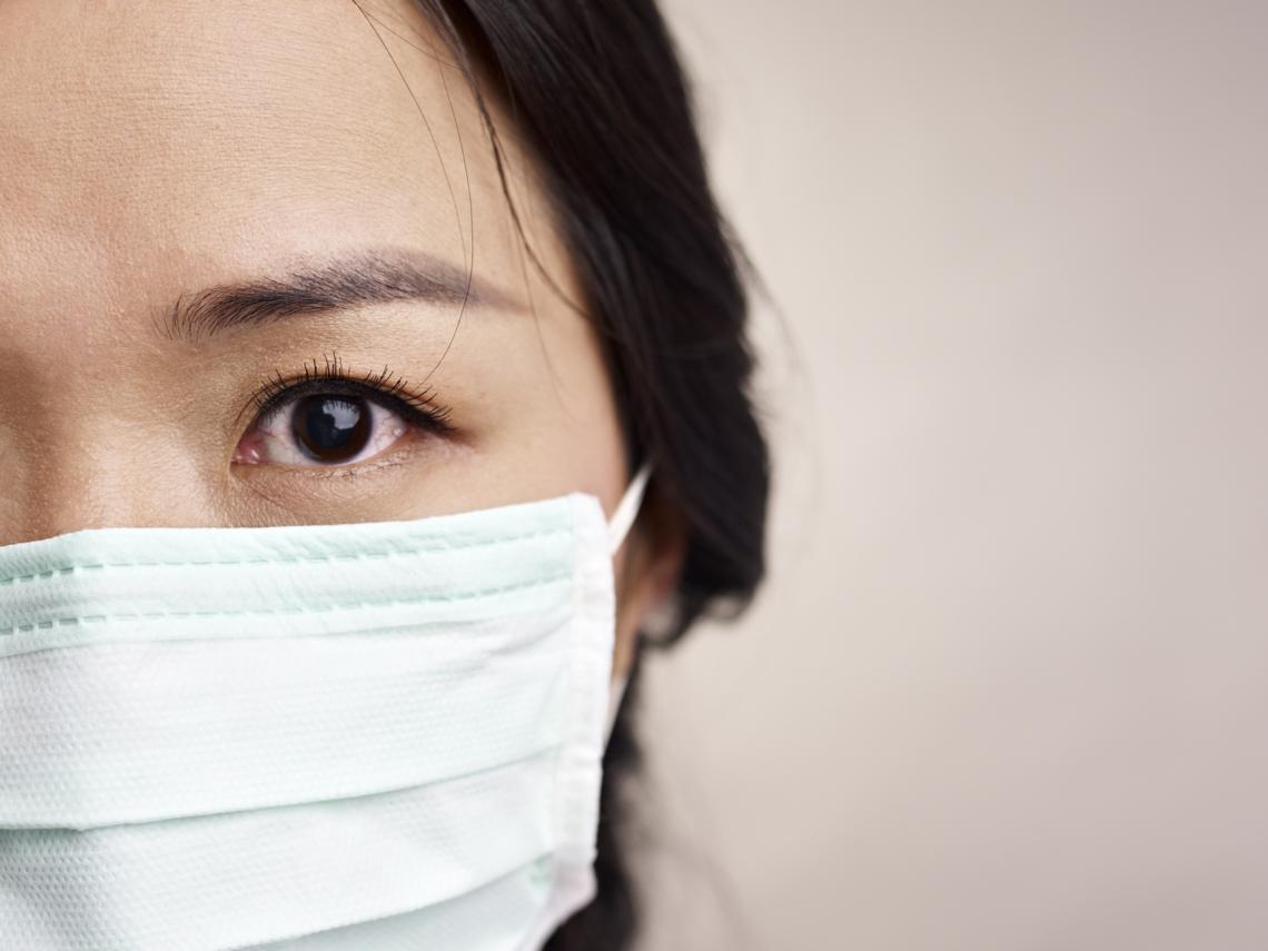 29歲女流感發病10天過世》胸腔重症醫師教你一張圖分辨:流感、武漢肺炎、感冒的症狀差在哪?