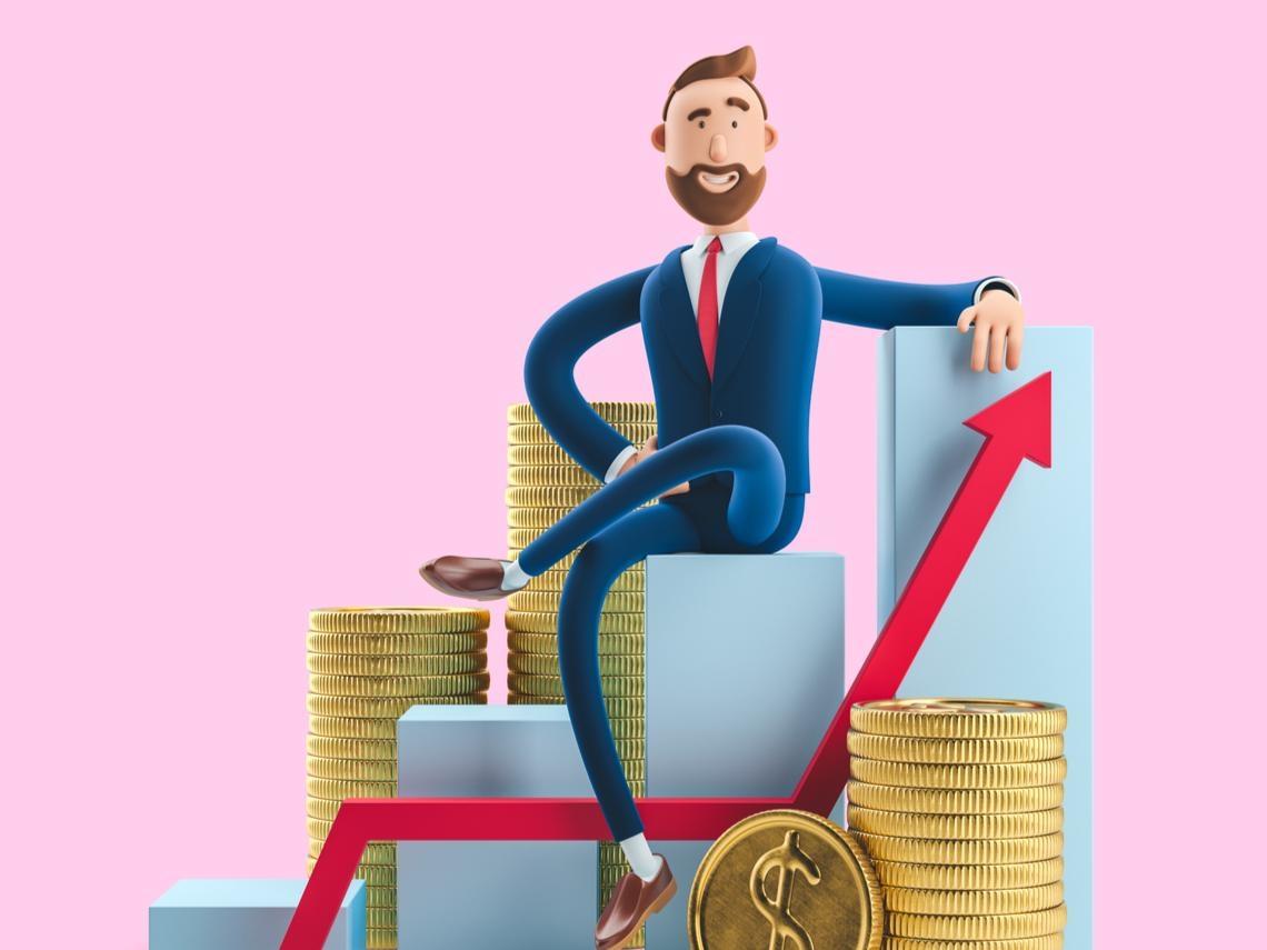 客戶從小資族到資產10億大戶...一個交易員觀察:贏家只比一般人做對了2件事
