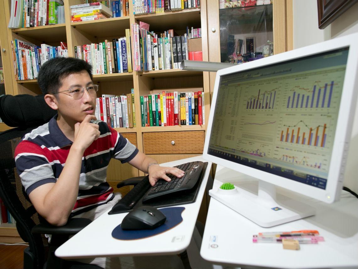 40歲工程師年領60萬股息!股魚教你:股市崩盤時,0050的4個操作技巧