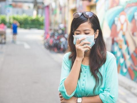 去公共場所都有戴口罩,為什麼還會得流感?關鍵原因曝光