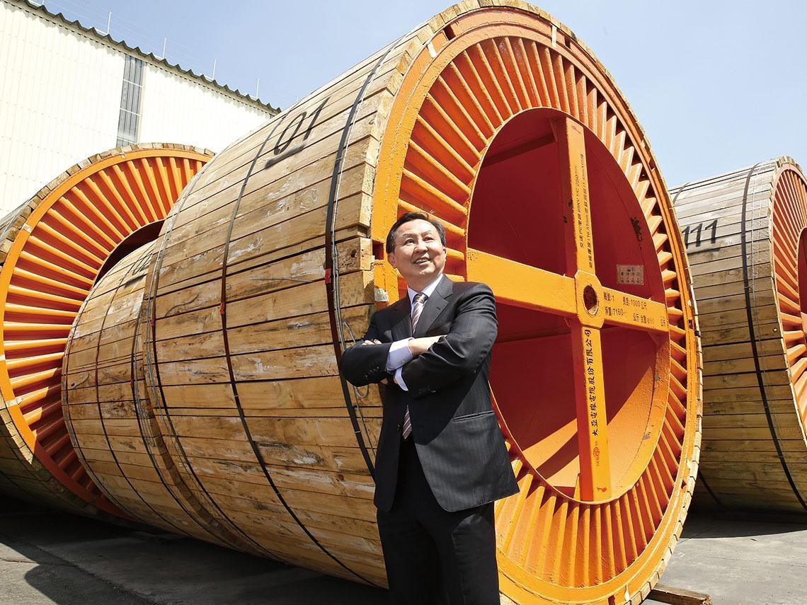 65歲電纜廠緊咬特斯拉概念  找新成長曲線