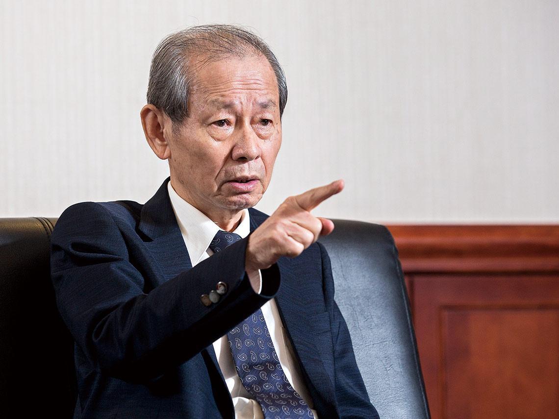 風暴中冷靜預言》台塑化董座陳寶郎:沙、俄終將和談 期待油價Q2回穩