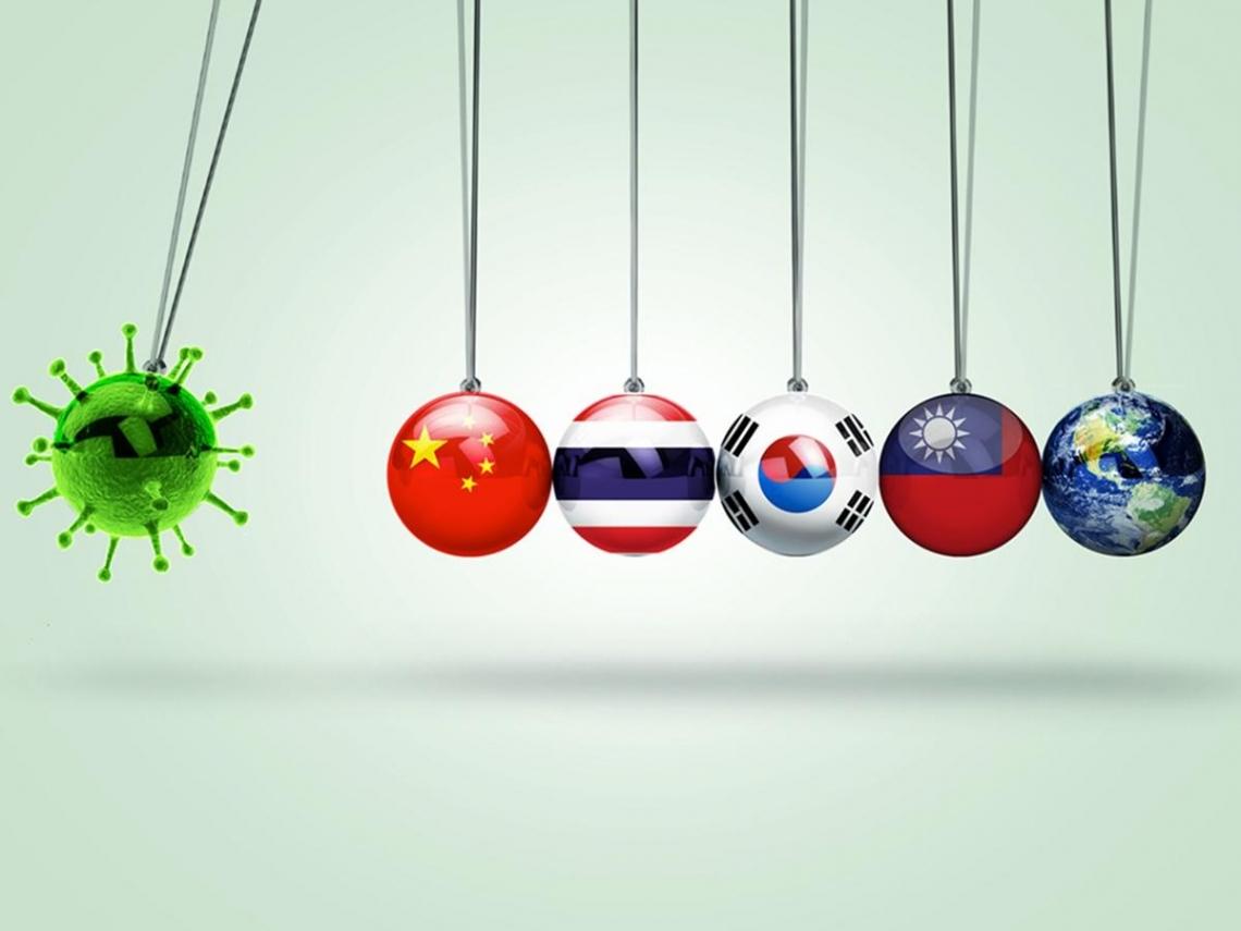 中韓展現殺敵決心vs.英日信奉佛系防疫 病毒用「3種方式」攻城!各國應戰攻略大比拼