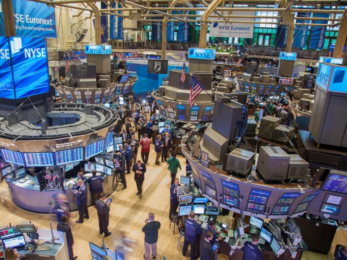 武漢肺炎疫情波及!紐約交易所交易大廳關閉,23日起全面改電子交易