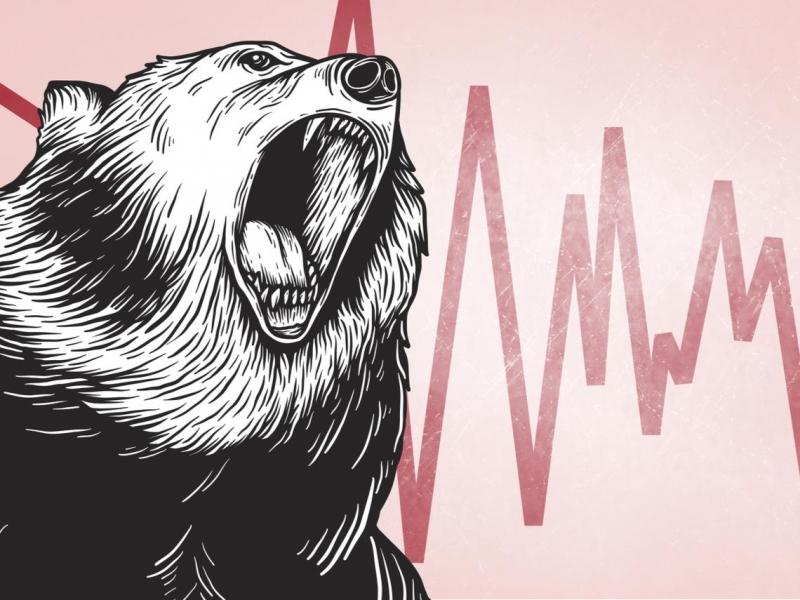 過去55年出現12次熊市...股市崩跌時最重要的一堂課:此時把股票出清換現金,你會因此付出代價