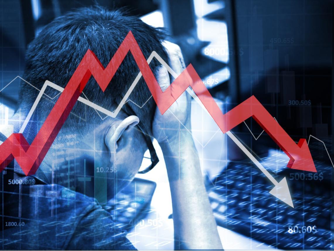 鴻海、玉山金...股票發瘋下跌,這些不是大公司嗎?一個38歲股民淚訴:賠掉300萬血汗錢,我好後悔