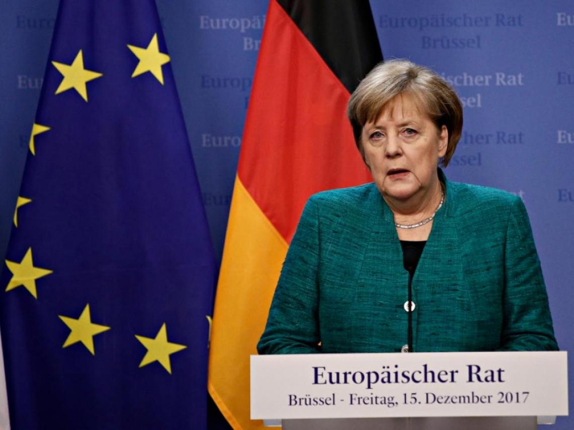 「這是二戰後德國最大的挑戰」 梅克爾罕見全國演說呼籲團結抗疫