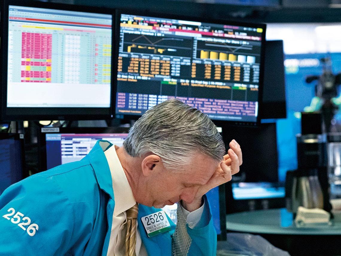 全球共演債券大擠兌 新倒債危機來了?