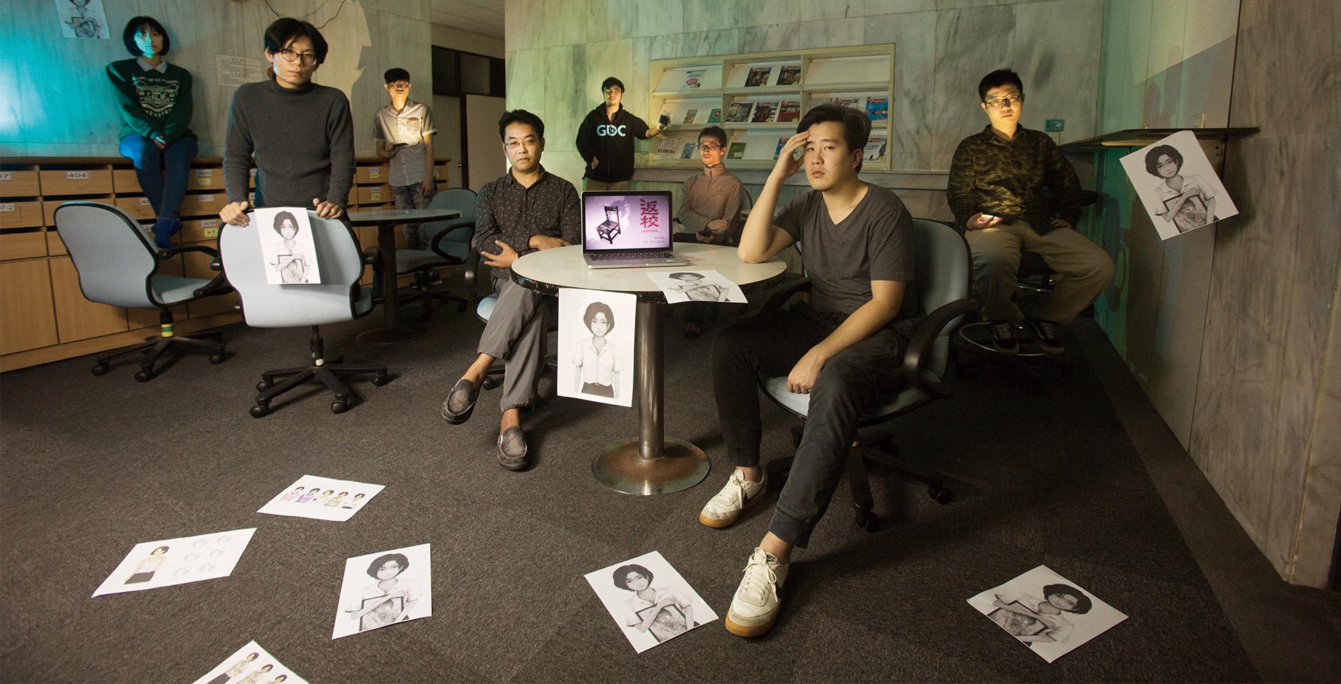 他們用電玩說台灣故事 攻占全球
