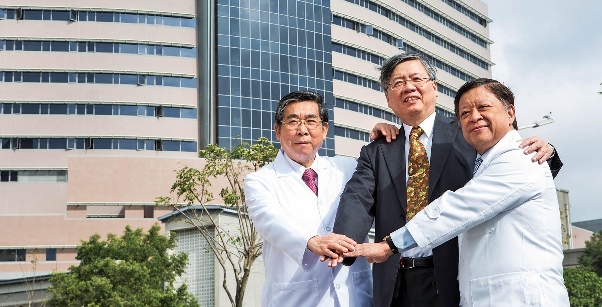 震撼!輔大醫院挖走33位台大名醫