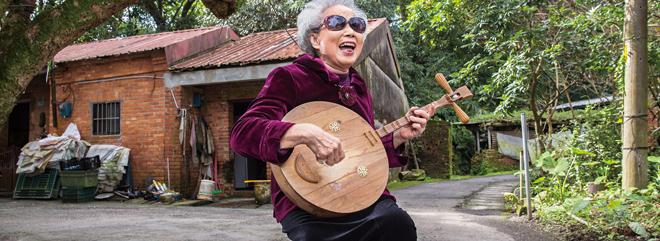 84歲台灣國寶楊秀卿:以前唸歌為生活 現在為文化