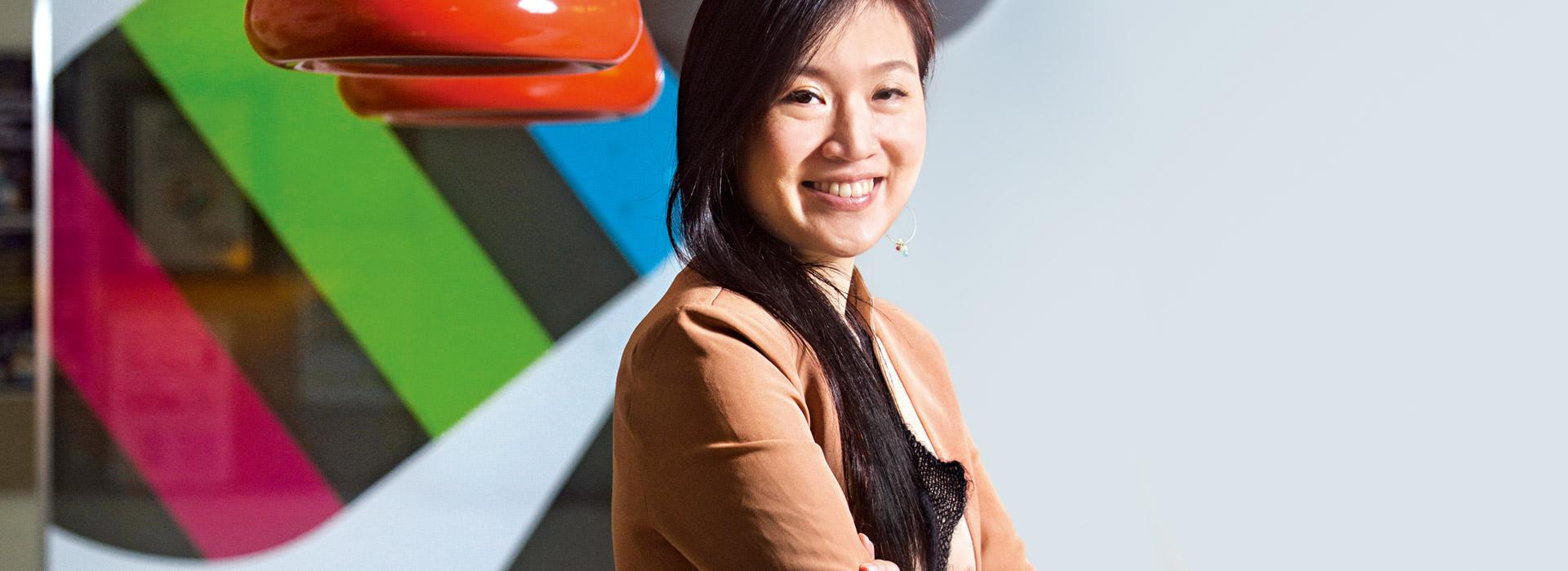 IBM女副總的「不犧牲」哲學 讓家庭與事業完美兼顧