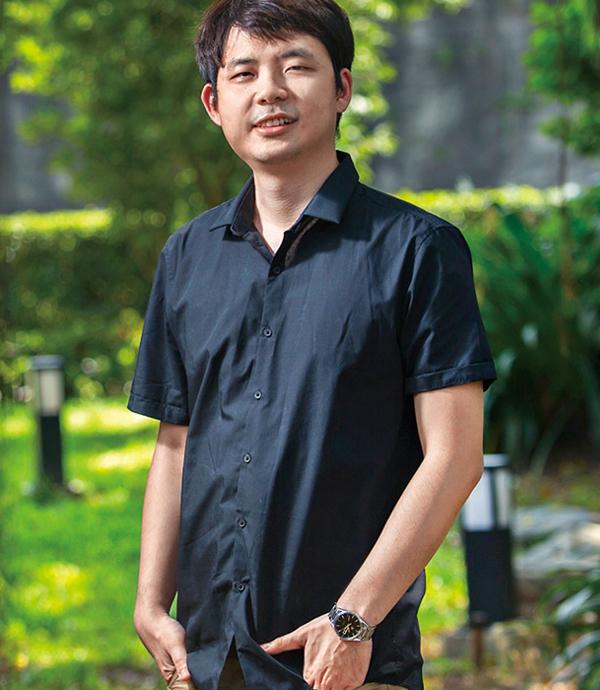文青醫生林韋地 在東亞旱地深耕華文書市