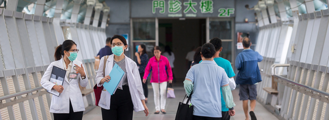 台灣醫療新危機如何解 誰來救命?